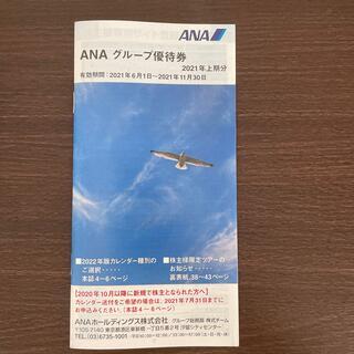 エーエヌエー(ゼンニッポンクウユ)(ANA(全日本空輸))のAN グループ優待券(その他)
