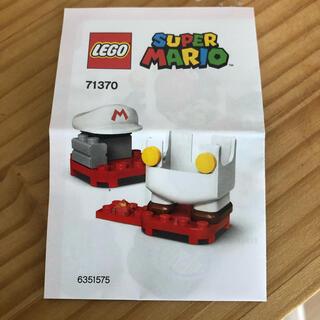 レゴ(Lego)のレゴ ファイアーマリオ ※組立説明書のみ※(知育玩具)