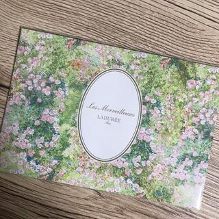 Les Merveilleuses LADUREE - ラデュレ シャンプー コンディショナー サンプル 6/11発売 新商品