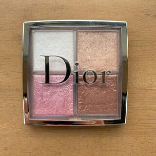 Dior - ディオールバックステージ フェイスグロウパレット