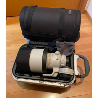 キヤノン(Canon)のキヤノンEF300mm F2.8L IS II USM &1.4iii型テレコン(レンズ(単焦点))