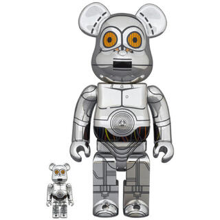MEDICOM TOY - BE@RBRICK TC-14(TM) 100% & 400%
