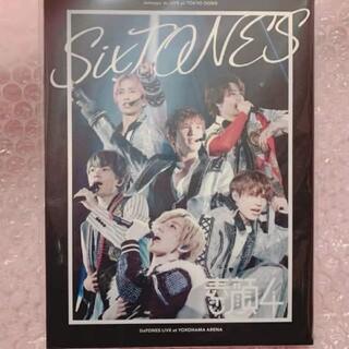 素顔4 SixTONES盤DVD