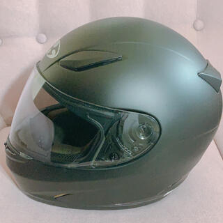 オージーケー(OGK)の【ヘルメット】OGK KABUTO フルフェイス FF-R3 ブラック(ヘルメット/シールド)