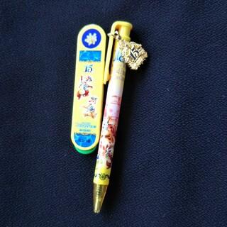 チップアンドデール(チップ&デール)のTDS15周年チップ&デールボールペン、シャープペン芯TDRTDL(キャラクターグッズ)