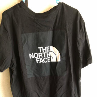 THE NORTH FACE - THE NORTH FACE Tシャツ 黒M