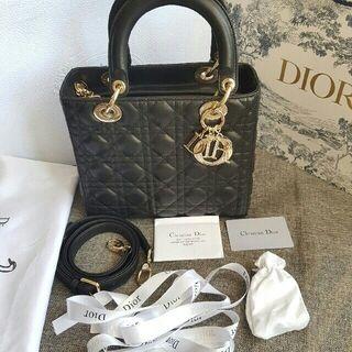 Dior ハンドバッグ レディディオール