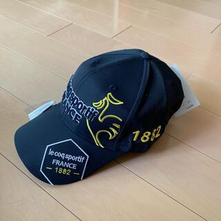 le coq sportif - ルコック スポルティフ  ゴルフ キャップ帽子 マーカー付き