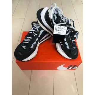 29 Sacai × Nike Vaporwaffle CV1363-001(スニーカー)