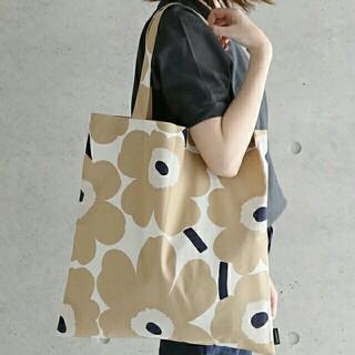 marimekko - マリメッコ ファブリックバッグ トートバッグ エコバッグ スマートバッグ