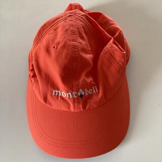 mont bell - mont-bell フィールドキャップ kids 帽子
