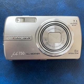 OLYMPUS - OLYMPUS μ750 デジタルカメラ