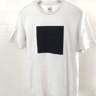 ZARA - ZARA お洒落半袖Tシャツ
