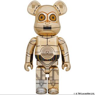 メディコムトイ(MEDICOM TOY)のBE@RBRICK C-3PO 1000% ベアブリック メディコムトイ 新品(その他)
