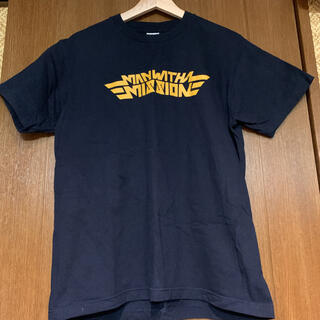 マンウィズアミッション(MAN WITH A MISSION)のMAN WITH A MISSION  Tシャツ Mサイズ(ミュージシャン)