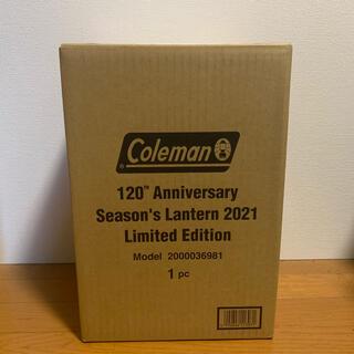 Coleman - [送料無料]コールマン シーズンランタン2021