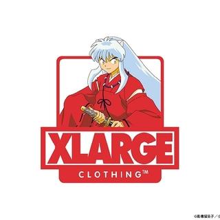XLARGE - XLARGE×INUYASHA S/S TEE INUYASHA