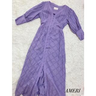 アメリヴィンテージ(Ameri VINTAGE)のAmeri Vintage☆コットンワンピース(ロングワンピース/マキシワンピース)