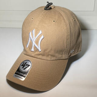 NEW ERA - 新品未使用 47 CLEAN UP CAP ニューヨーク ヤンキース 送料無料