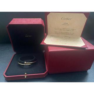 Cartier - 美品 未使用品 カルティエ Cartier ジュストアンクル ブレスレット