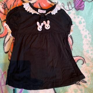 シャーリーテンプル(Shirley Temple)のシャーリーテンプル  120 半袖(Tシャツ/カットソー)