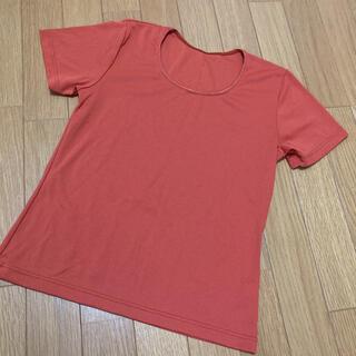 シャルレ - シャルレ オレンジ Tシャツ