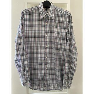 エンジニアードガーメンツ(Engineered Garments)のEngineered Garments  タブカラーチェックシャツ(シャツ)