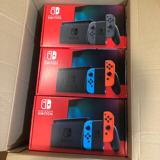 Nintendo Switch - 【@38600】ニンテンドースイッチ 本体 9台