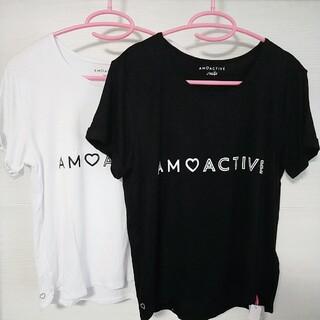 アモスタイル(AMO'S STYLE)の半袖TシャツAMO ACTIVE アモスタイルアクティブ(Tシャツ(半袖/袖なし))