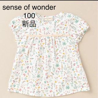 sense of wonder - sense of wonder センスオブワンダー  トップス  100