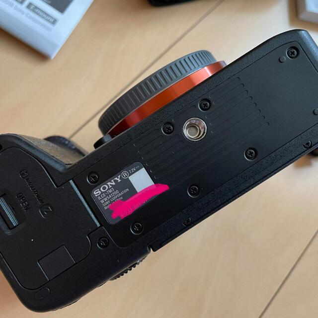 SONY(ソニー)のSONY α7 III+ FE 24-70mm f4+ FE 35mm f2.8 スマホ/家電/カメラのカメラ(ミラーレス一眼)の商品写真