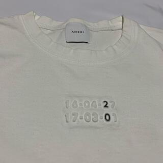 アメリヴィンテージ(Ameri VINTAGE)のAMERI半袖Tシャツ(Tシャツ(半袖/袖なし))