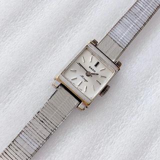 ラドー(RADO)のRADO ラドー Mirage ミラージュ レディース手巻き腕時計 稼動品(腕時計)