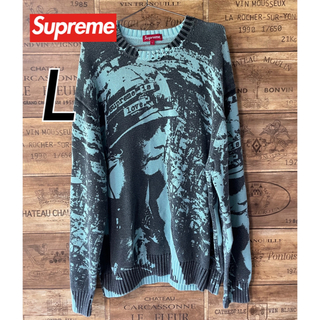 Supreme - Supreme is Love Sweater シュプリーム セーター L