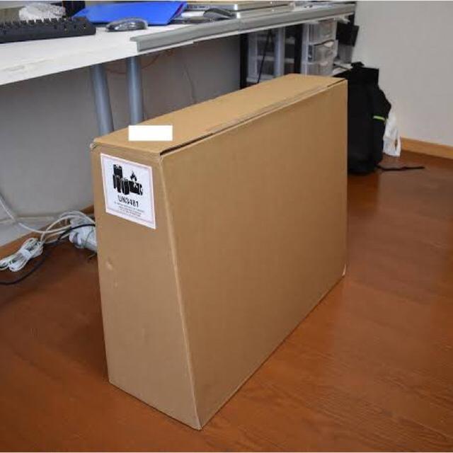 Mac (Apple)(マック)の【新品同様】27インチiMac Retina 5K 1TBSSD  スマホ/家電/カメラのPC/タブレット(デスクトップ型PC)の商品写真