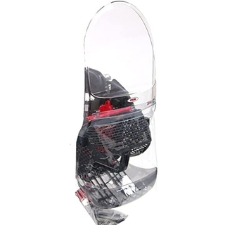 オージーケー(OGK)のOGK技研 防風カバー UV-010 (UVカット風防) クリア 自転車用(その他)