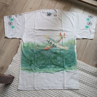 ハレイワ(HALEIWA)の最終セール!新品、未使用!ヴィンテージハワイアン ビッグT-シャツ(Tシャツ/カットソー(半袖/袖なし))