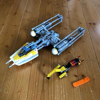 レゴ(Lego)のレゴ スターウォーズ 75172 Yウイング スターファイター 開封済み(知育玩具)