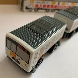 チョロQ 札幌市交通局 東西線8000形 地下鉄開業30周年記念 電車 限定品(鉄道)