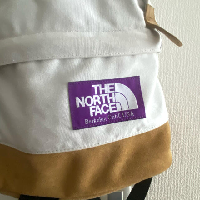 THE NORTH FACE(ザノースフェイス)のTHE NORTH FACE  ノースフェイスパープルレーベルュ NN7403N メンズのバッグ(バッグパック/リュック)の商品写真