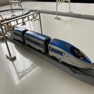 タカラトミー(Takara Tomy)のポケトレイン 500系新幹線のぞみオーバルセット(鉄道)