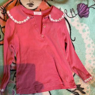 シャーリーテンプル(Shirley Temple)のシャーリーテンプル  120 長袖カットソー(Tシャツ/カットソー)