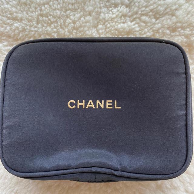 CHANEL(シャネル)のCHANEL コスメポーチ レディースのファッション小物(ポーチ)の商品写真