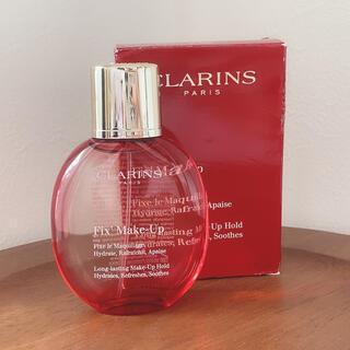 クラランス(CLARINS)の【未使用】クラランス フィックス メイクアップ(化粧水/ローション)