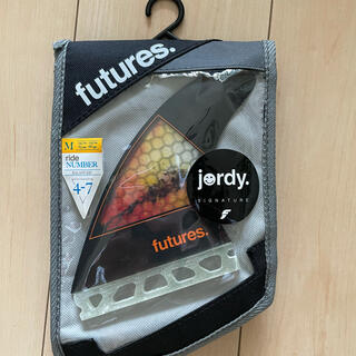 futures Jordy Smith Medium Honeycomb Tri