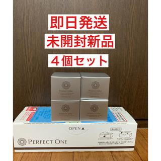 パーフェクトワン(PERFECT ONE)の4個セット パーフェクトワン 薬用ホワイトニングジェル 75g(オールインワン化粧品)