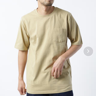 FREAK'S STORE - FREAK'S STORE USA コットンクルーネックTシャツ