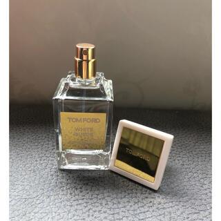 トムフォード(TOM FORD)のホワイトスエード 50ml(香水(女性用))