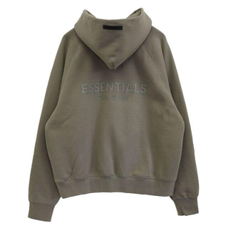FEAR OF GOD - FOG ESSENTIALS 2021年春 パーカー MOSS M