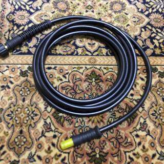 ケルヒャー高圧洗浄機ベランダクリーナー5mホース(洗車・リペア用品)